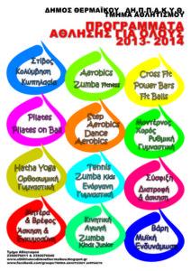 poster ΠΑγΟ 2013 2014