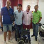 Κ.Υ Μηχανιώνας Αναπηρικό Καροτσάκι