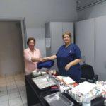 2 Δωρεά Ρομπών Ασθενών
