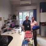 3 Δωρεά Ρομπών Ασθενών