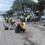 6 Καθαρισμός Παραλίας Περαίας