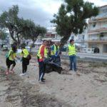 7 Καθαρισμός Παραλίας Περαίας